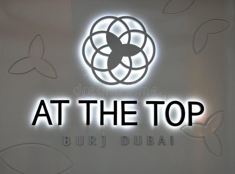 Download Burj Dubai Khalifa Wierzchołek Fotografia Editorial - Obraz złożonej z deckchair, dubai: 13342757