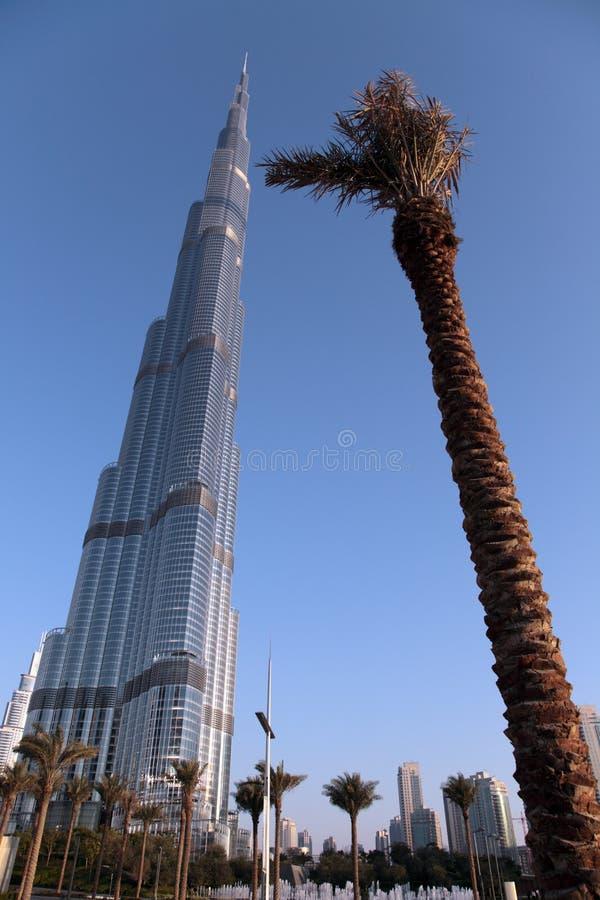 Burj Khalif fotografia de stock