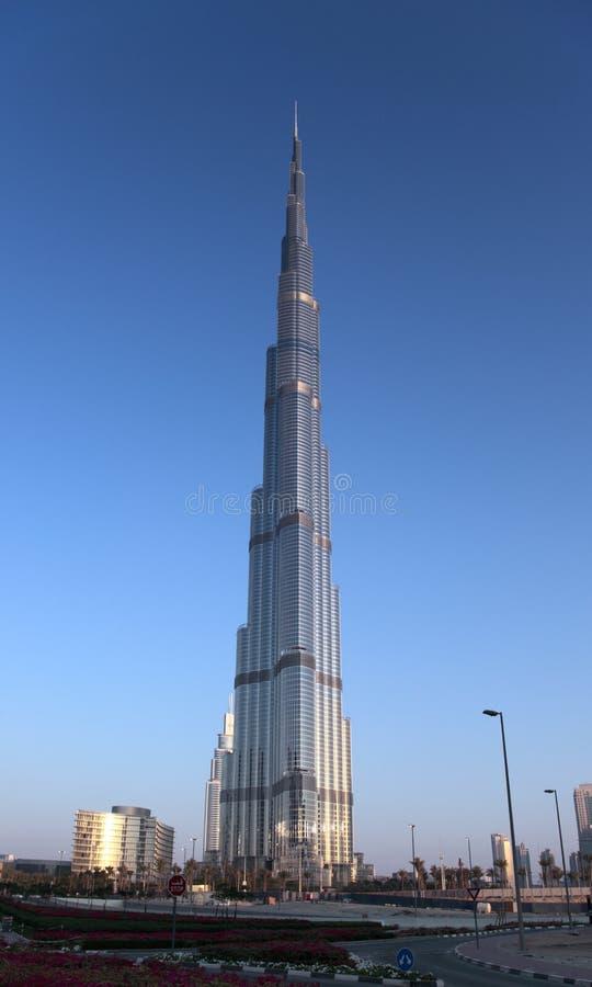 Burj Khalif fotos de stock
