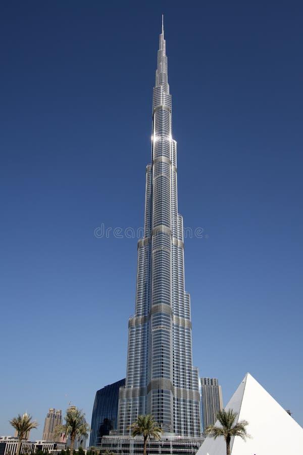 Burj Khalifa à Dubaï photo libre de droits