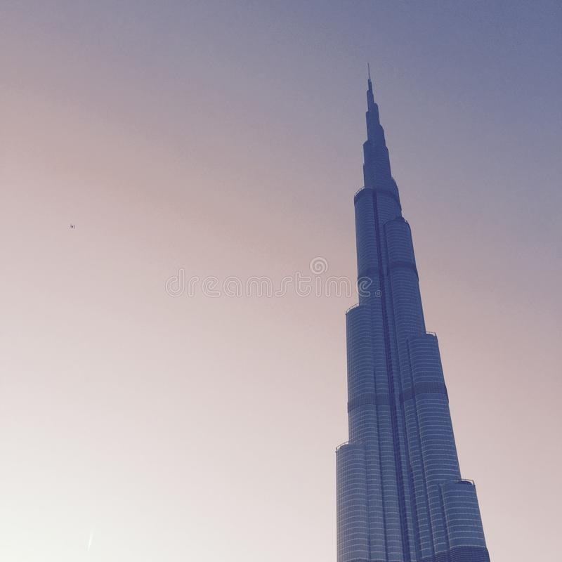 Burj Khalifa immagini stock