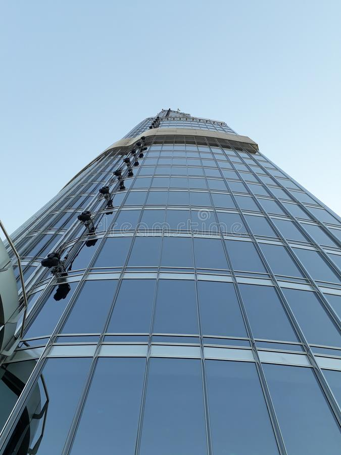 Burj Khalifa fotos de stock royalty free