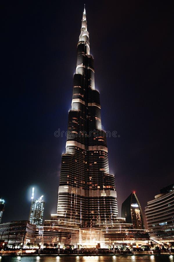 burj khalifa zdjęcia royalty free