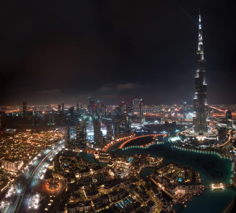 Burj Khalifa Obraz Stock