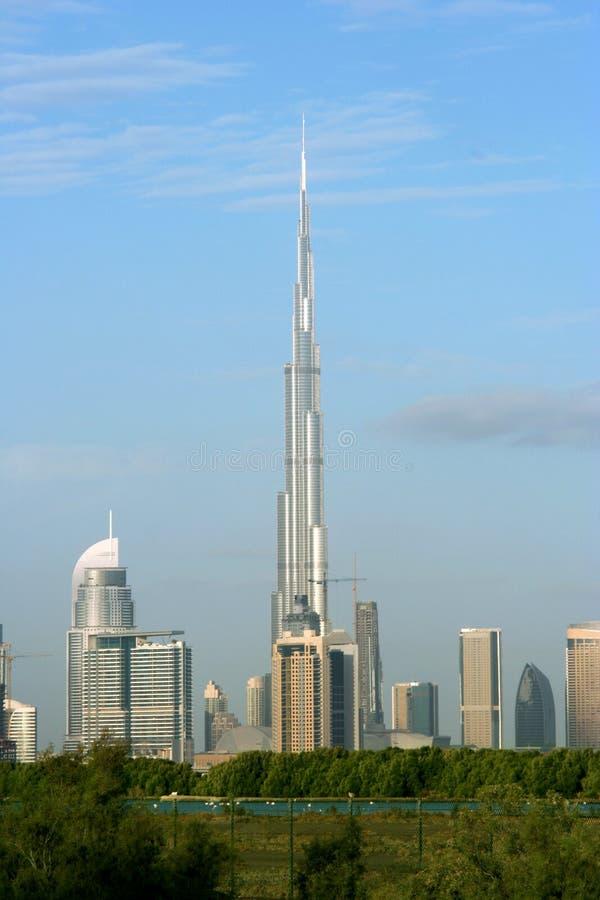 Burj Khalifa fotografia stock libera da diritti