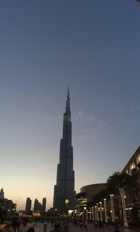 Burj Khalifa imagenes de archivo