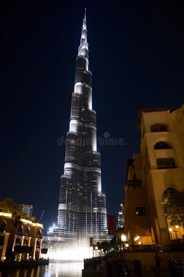 Burj Khalifa fotografía de archivo