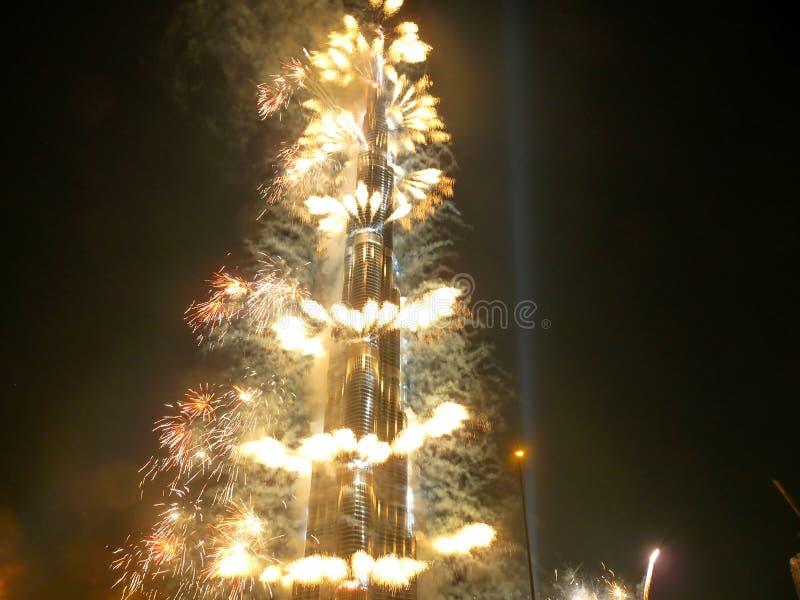 Download Burj Khalifa (Burj Dubai) Opening Ceremony Editorial Photo - Image: 12392661