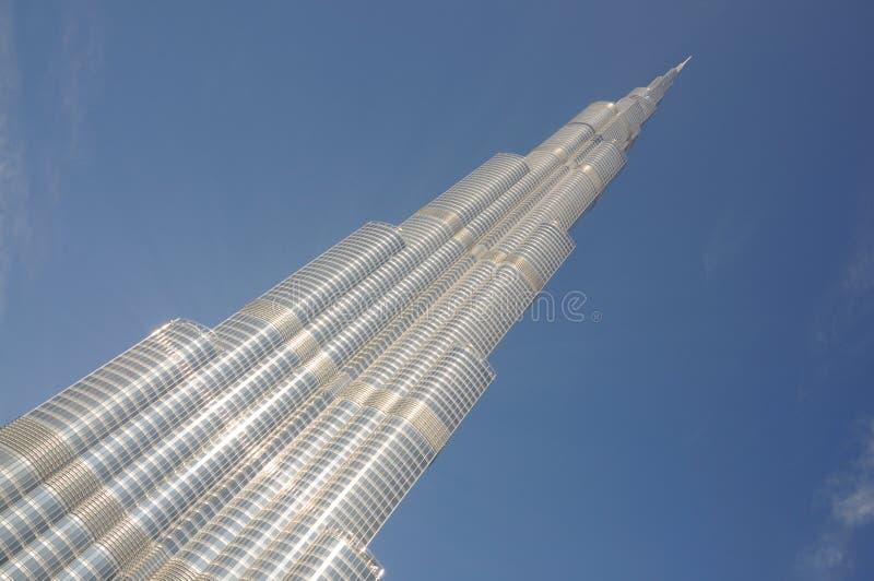 Burj Khalifa, Doubai fotografia stock