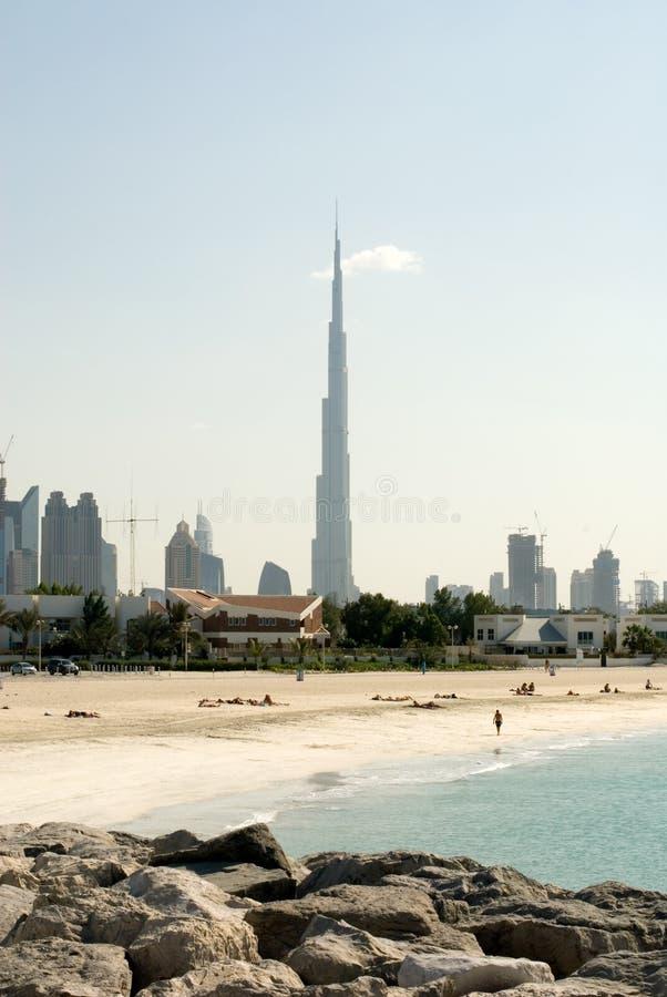 Download Burj Khalifa, Dubai stock photo. Image of arab, khalefa - 18363598