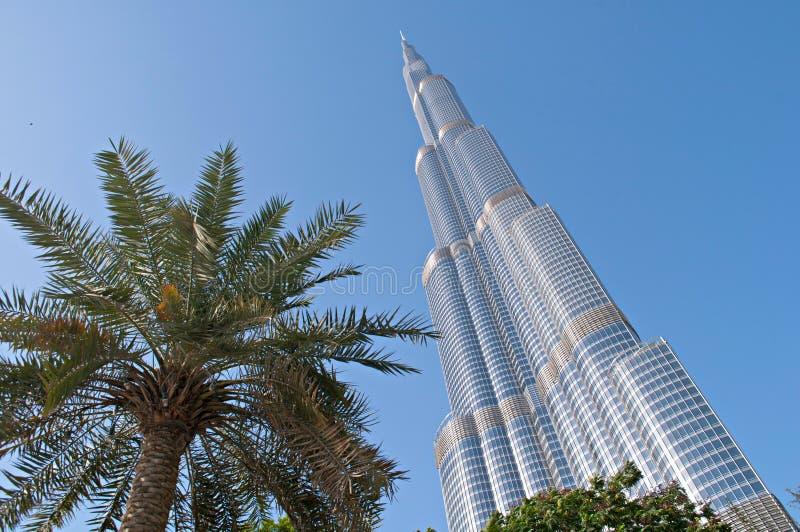 Burj Khalifa Dubai royalty free stock photos