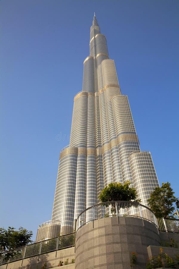 Burj Khalifa, Dubai, UAE imagen de archivo libre de regalías