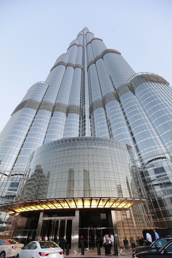 Download Burj Khalifa, Dubai - Worlds Tallest Building Editorial Stock Image - Image: 33487844