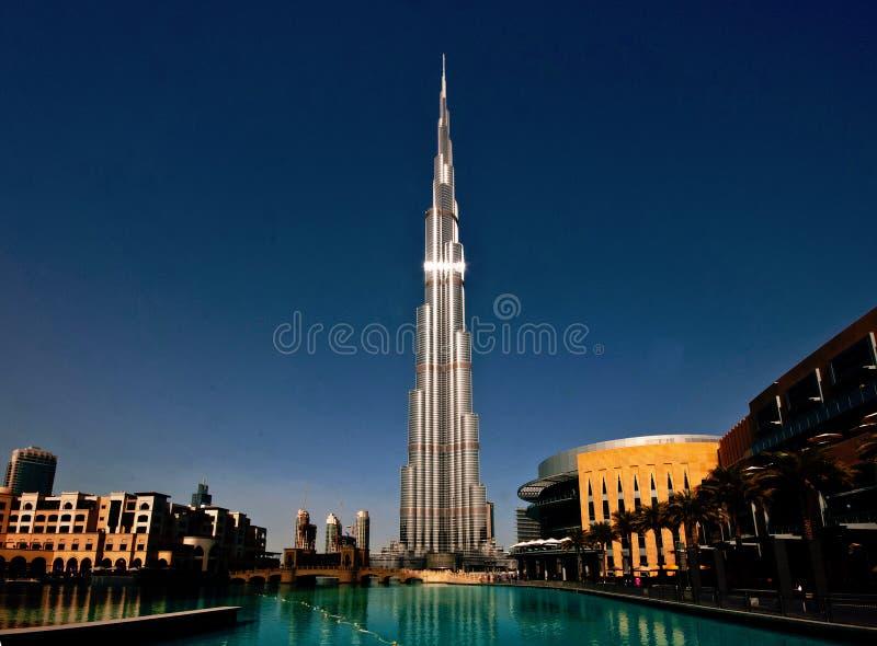 Burj Khalifa Tower photographie stock