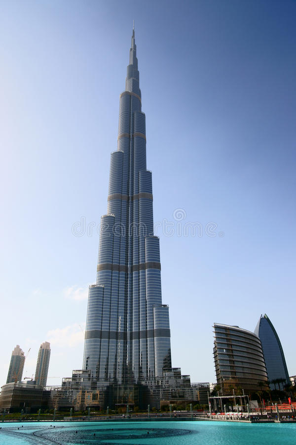Download Burj Khalifa Tower editorial stock image. Image of khalifa - 19616514