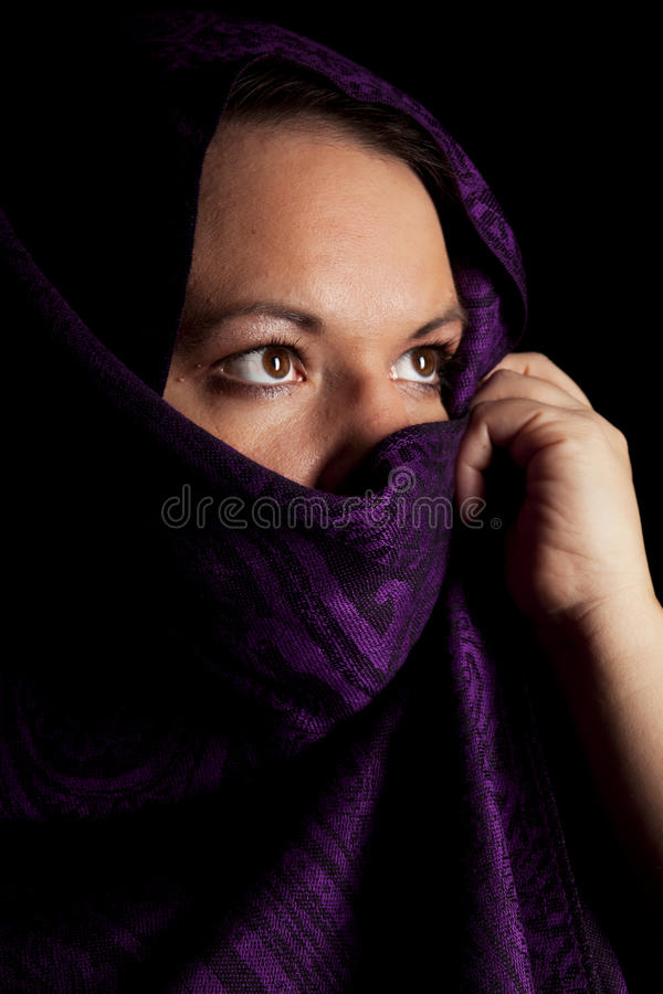 Burka stock photos
