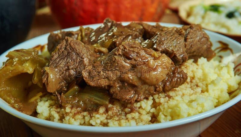 Burkina Faso Munyu Caf Couscous foto de stock royalty free