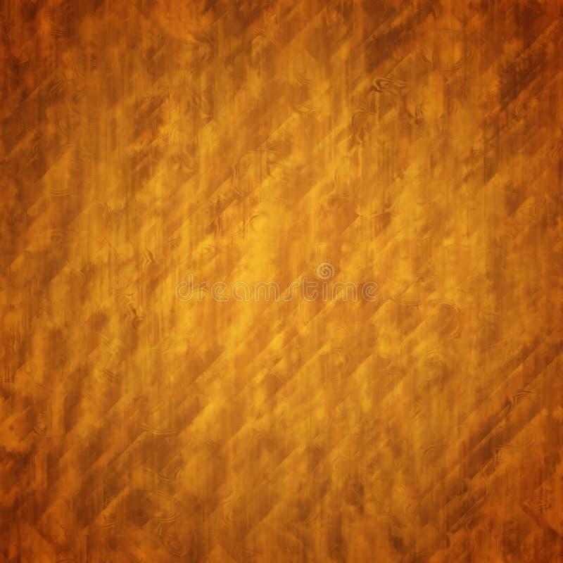 Burl Wood vector illustration