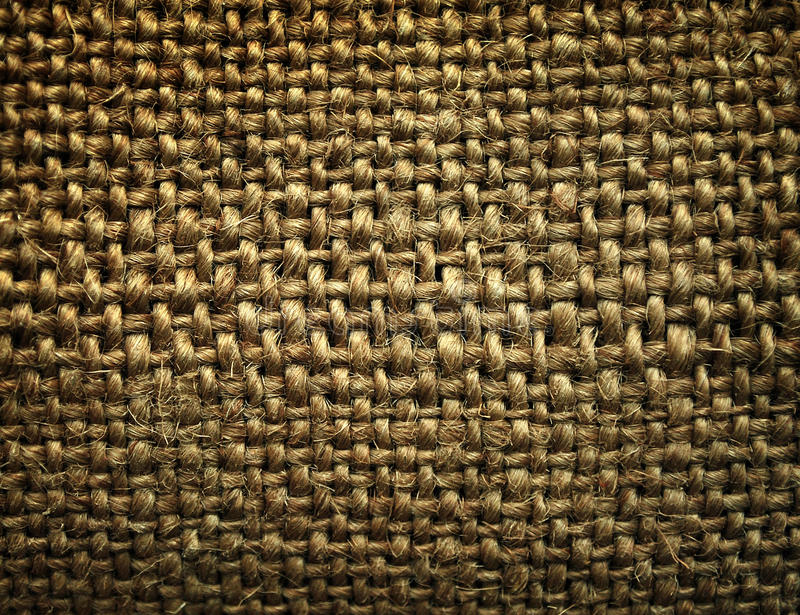 Download Burlap stock photo. Image of brown, rough, coarse, discoloured - 12380992