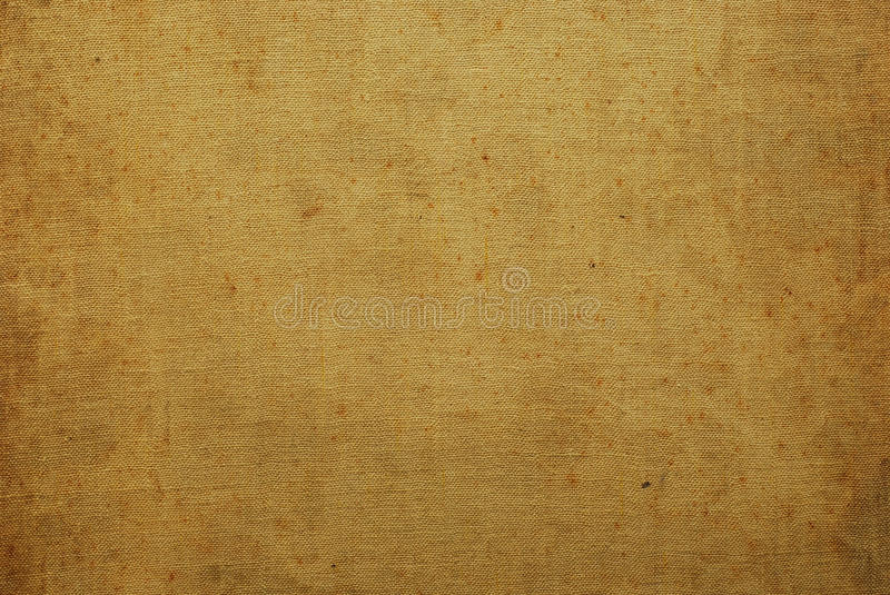 Burlap background. Old and weathered burlap texture background stock image