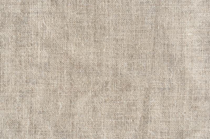 Burlap jute texture abstract background stock photos