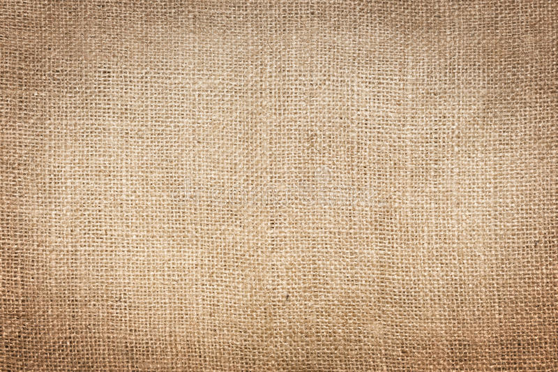 Burlap royalty free stock images