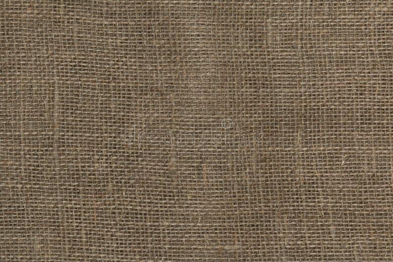 Burlap tekstury tło brązu burlap jako tekstura obrazy stock