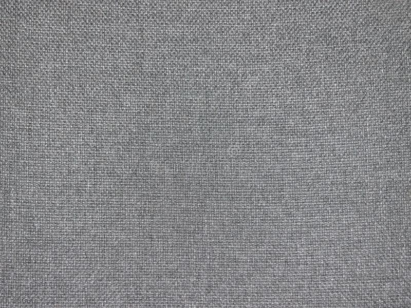 Burlap texture. gray small drawing. Background from texture royalty free stock photo