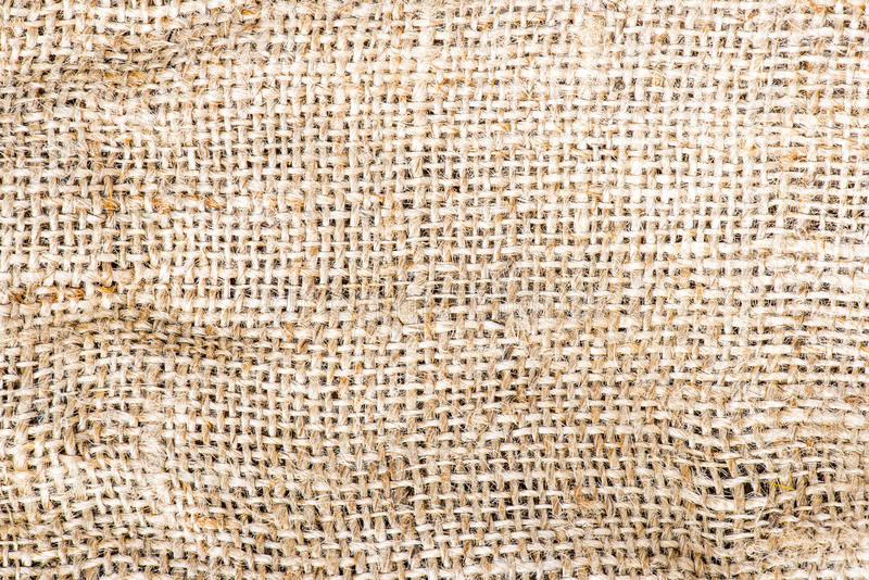 Burlap texture to use as background royalty free stock images