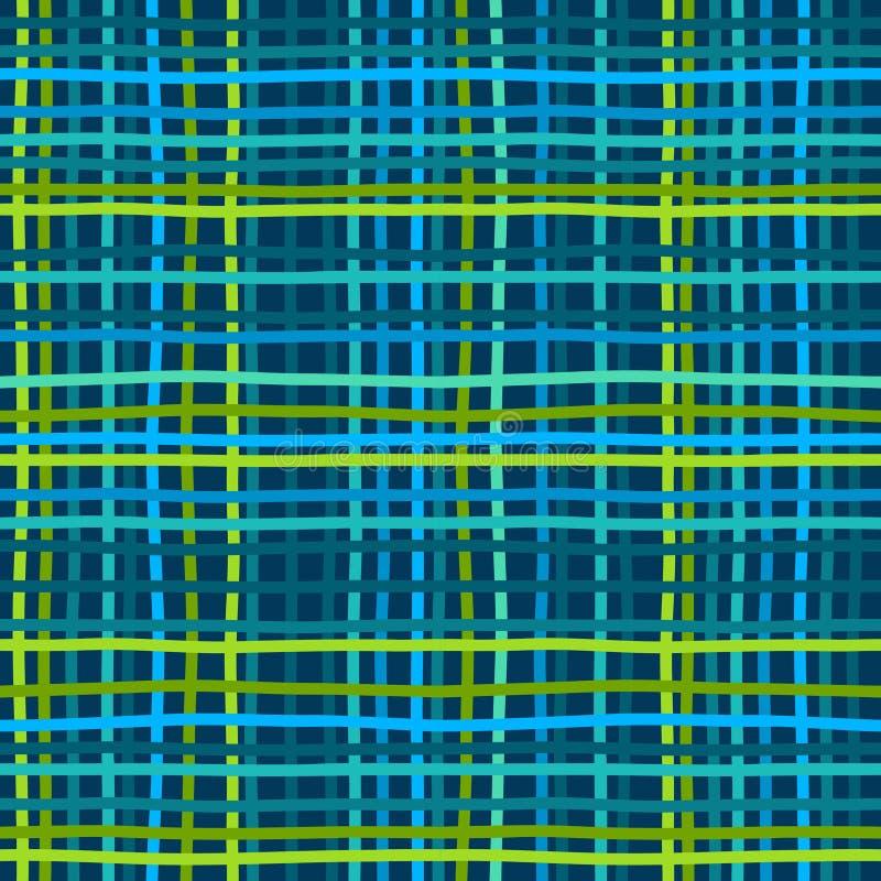 Burlap tkaniny lna workowego brezentowego bieliźnianego scrim sukienny tekstylny materia royalty ilustracja