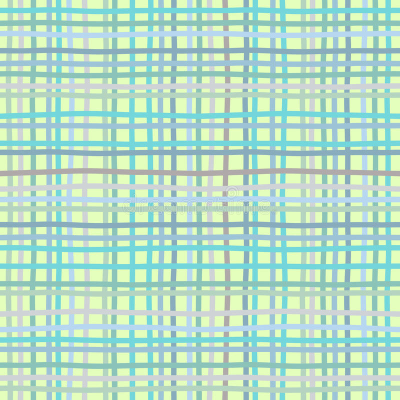 Burlap tkaniny lna workowego brezentowego bieliźnianego scrim tekstylnego materiału tekstury sukienny tło ilustracja wektor