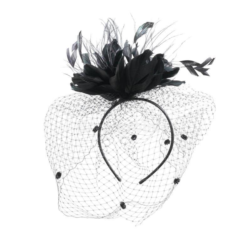 Burlesque Veil Royalty Free Stock Image