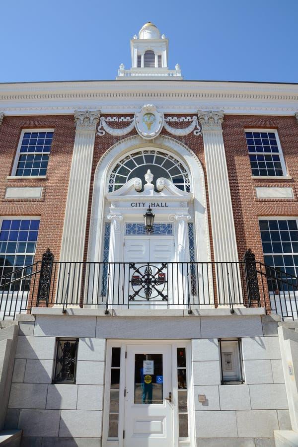 BurlingtonRathaus, Burlington, Vermont lizenzfreies stockfoto