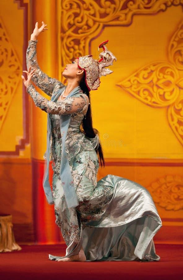 Burmese classical Dance