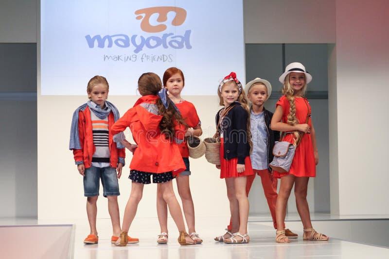 Burmistrzowska ubraniowa kolekcja zdjęcie stock