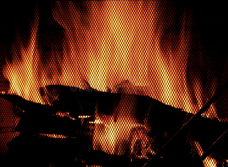 Download Burn stock image. Image of fire, logs, fireplace, cozy - 2511405