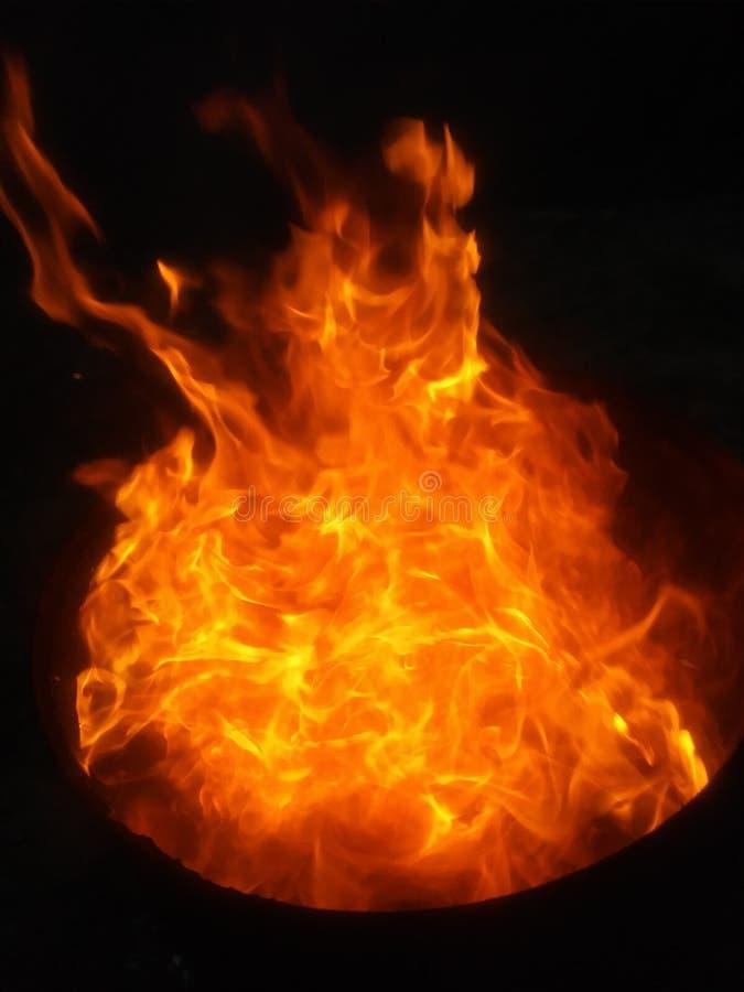 Burn royalty free stock photo
