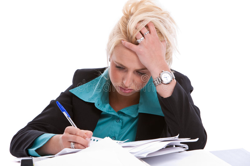 Download Burn out stock photo. Image of desperate, professional - 9363654