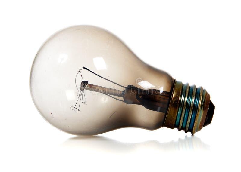 Download Burned Out Light Bulb stock photo. Image of lightbulb - 11481392