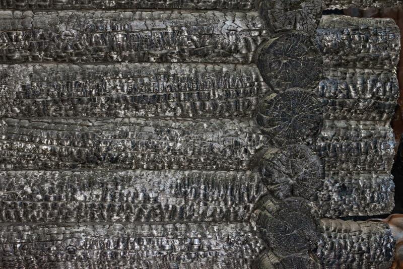 Download Burned timber wall stock image. Image of lumber, danger - 23361657