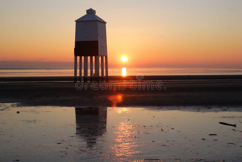 Download Burnham-on-Sea Lighthouse Stock Photo - Image: 7913750