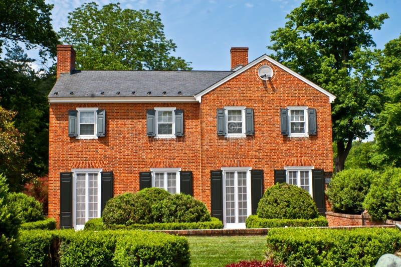 burnie το ιστορικό σπίτι στοκ εικόνες