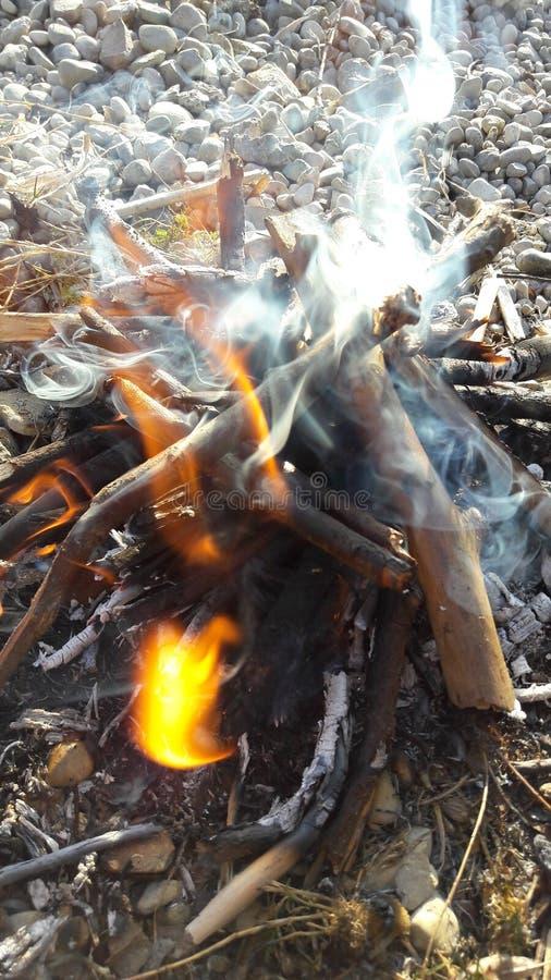 burning royalty-vrije stock foto