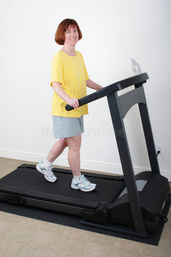 Download Burning calories at home stock image. Image of spin, head - 1816549