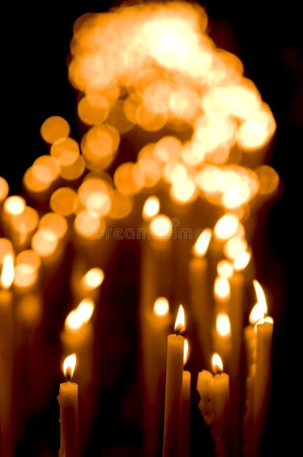 Download Burning Candles Stock Photos - Image: 12588133