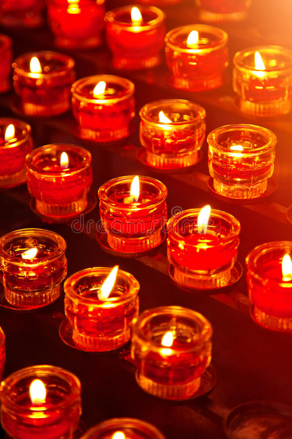 Download Burning candles stock image. Image of spirituality, light - 19798405