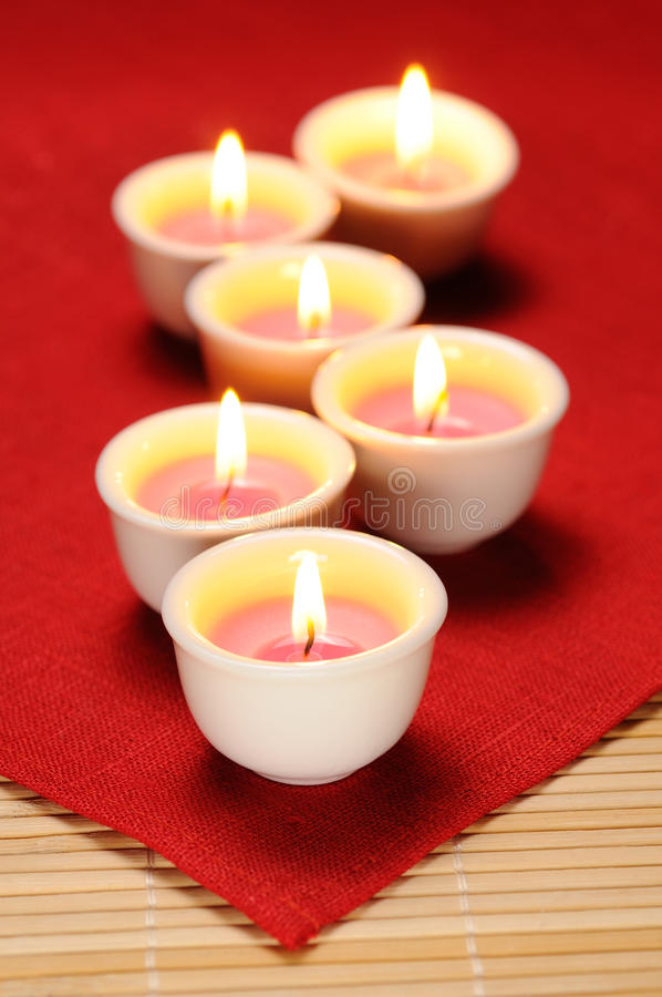 Download Burning candles stock photo. Image of flame, burning - 24052620