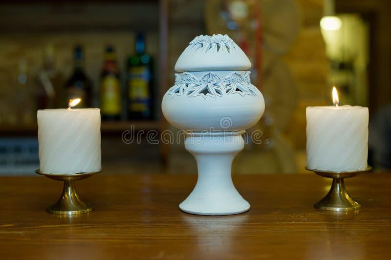 Burning Candles Stock Image Image Of Ground Limo Dress 92644343