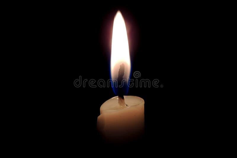 Burning de la llama imagen de archivo libre de regalías