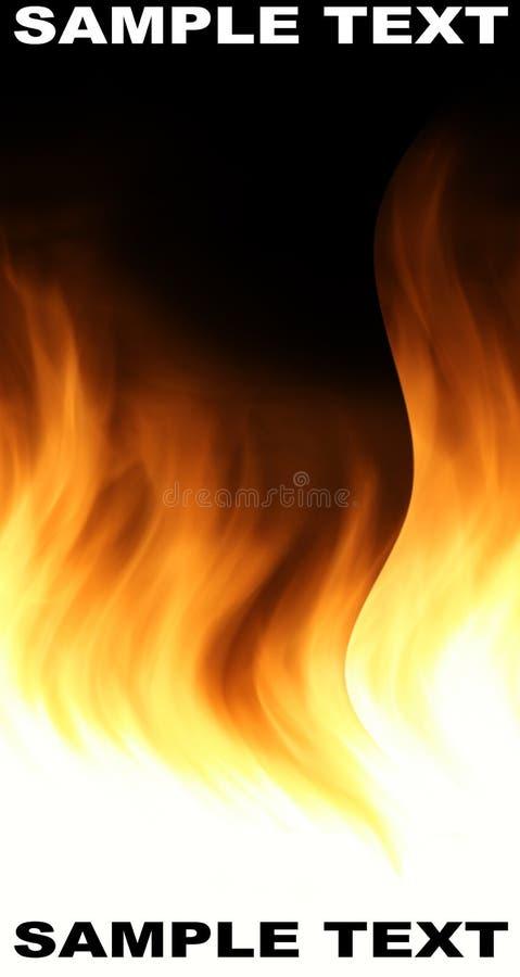 Free Burning Fire Stock Photo - 5567030